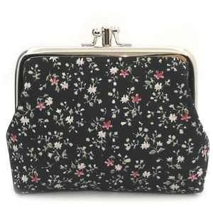 Handbags - Floral coin purse